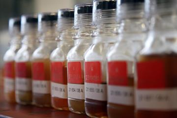 Doping control samples (Getty Images)
