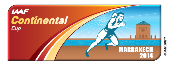 IAAF Continental Cup Marrakech Light Background ()