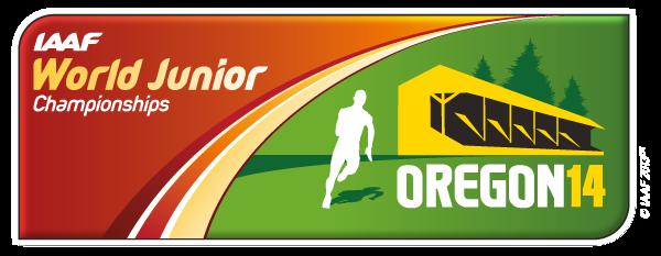 Oregon 2014 Logo (iaaf.org)