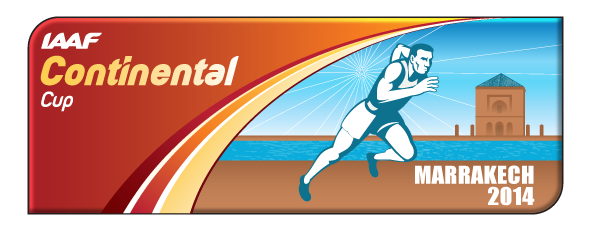 IAAF Continental Cup Marrakech Dark Background ()