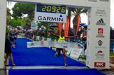 Shume Hailu wins at the 2014 Marathon des Alpes-Maritimes Nice-Cannes (Organisers)