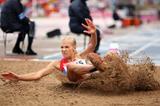 Russian long jumper Darya Klishina (Getty Images)