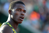 Jamaican sprinter Michael O'Hara (Getty Images)