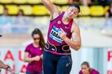 Valerie Adams at the 2014 IAAF Diamond League meeting in Monaco (Philippe Fitte)