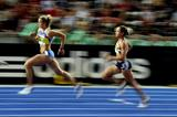 Jessica Ennis in the heptathlon 800m at the 2009 World Championships in Berlin (Getty Images)