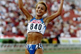 Italian race walker Annarita Sidoti (Getty Images)