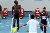 100m Final, Daegu 2011 - Bolt DQ (Getty Images)