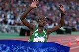 Gezahegne Abera (ETH) wins Olympic Marathon title (Getty Images)