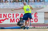 Piotr Malachowski at the 2014 IAAF Diamond League meeting in Monaco (Philippe Fitte)