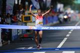 Another commanding victory for Valeriy Borchin in the Daegu 20Km Race Walk (Getty Images)