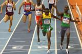 Abubaker Kaki wins the men's 800m (Getty Images)