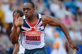 James Dasaolu at the British Championships (Getty Images)