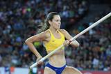 Fabiana Murer at the 2014 IAAF Diamond League final in Zurich (Jean-Pierre Durand)
