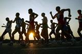 General View of the men's 50km walk (Getty Images)