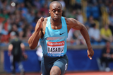 James Dasaolu at the IAAF Diamond League meeting in Birmingham (Getty Images)