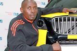Kenyan marathon runner Duncan Koech (Victah Sailer)