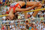 Rare air indeed - Blanka Vlasic improves to 2.07 in Stockholm (Hasse Sjogren)