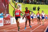 Jakub Holusa wins the 1500m at the European Indoor Championships in Prague (Getty Images)