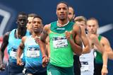 Duane Solomon on his way to 800m victory at the 2013 US Championships (Getty Images)