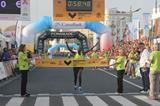 Abraham Cheroben winning at the 2014 Medio Maraton de Valencia Trinidad Alfonso (organisers)