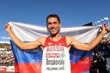 800m Russian runner Yuriy Borzakovskiy (Getty Images)