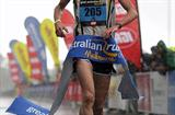 Nikki Chapple surprises to take Gt Australian Run title in Melbourne (Getty Images)