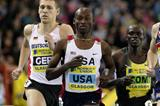 Bernard Lagat in Glasgow (Getty Images)