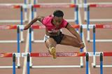 Sprint hurdler Kellie Wells of the USA (Getty Images)