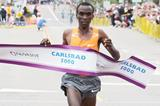 Impressive run for Eliud Kipchoge at the Carlsbad 5000 (Victah Sailer)