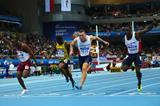 The men's 60m at the IAAF World Indoor Championships in Sopot (Getty Images)