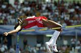 Javier Sotomayor of Cuba - World High Jump record holder (Getty Images)
