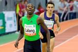 Boaz Lalang wins from Adam Kszczot in Düsseldorf (Organisers)