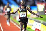 Mo Farah wins the 3000m at the London Diamond League (Mark Shearman)