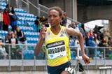 Abeba Aregawi winning at the 2013 IAAF Diamond League meeting in New York (Victah Sailer)