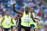 Silas Kiplagat wins the men's 1500m at the IAAF Diamond League meeting in Rome (Gladys Chai von der Laage)