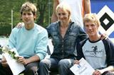 Heike Drechsler at World Athletics Day competition in Hamburg (Oliver Voigt)