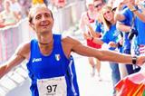 Giorgio Calcaterra takes the 100km victory in Winschoten (Sean Wallace Jones)