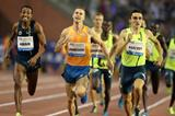 Adam Kszczot winning the 1000m at the 2014 IAAF Diamond League final in Brussels (Gladys von der Laage)