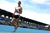 Jared Tallent on his way to victory at the Australian Championships (Getty Images)