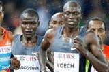 Big 5000m victory for Isiah Koech in Zurich (Gladys Chai van der Laage)
