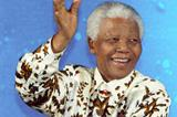 Former South African president Nelson Mandela (Getty Images)