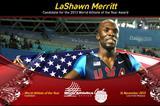 LaShawn Merritt ()