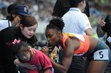 Tianna Bartoletta at the 2015 Seiko Golden Grand Prix in Kawasaki (Getty Images)