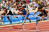 Aries Merritt en route to another 12.93 (Philippe Fitte)