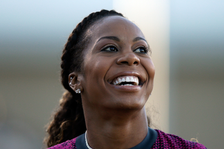 Sanya Richards-Ross Spikes ()