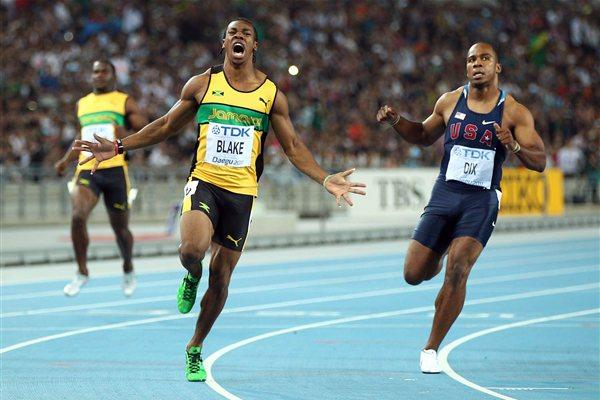 Work, rest and play – Yohan Blake | iaaf.org