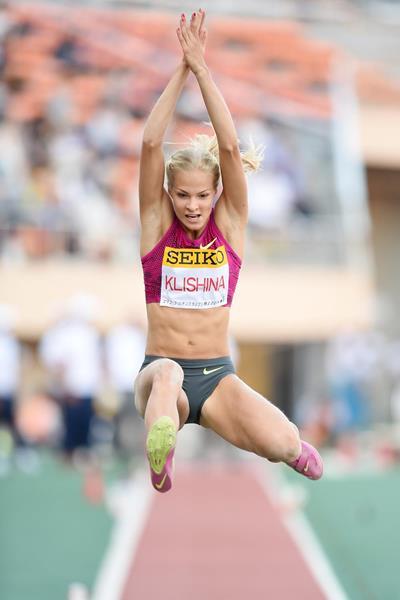 Russian Women Links Jump 53