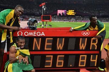 London 2012 - Event Report - Men's 4x100m Final | iaaf.org